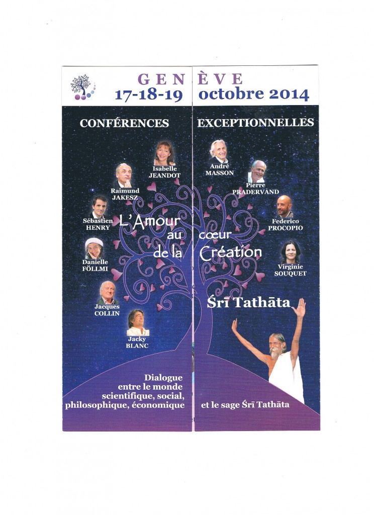 conference GENEVE oct 2014